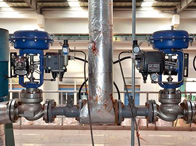pressure control valve pneumatic