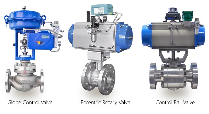 SUPCON won the bidding of SINOPEC 2020 control valve framework