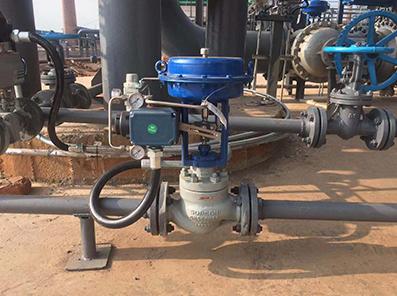 automatic flow control valve