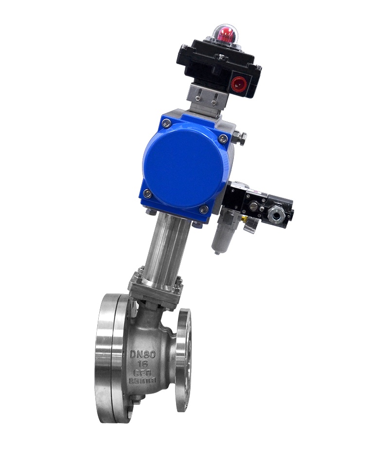 GL Series Discharge Ball Valve