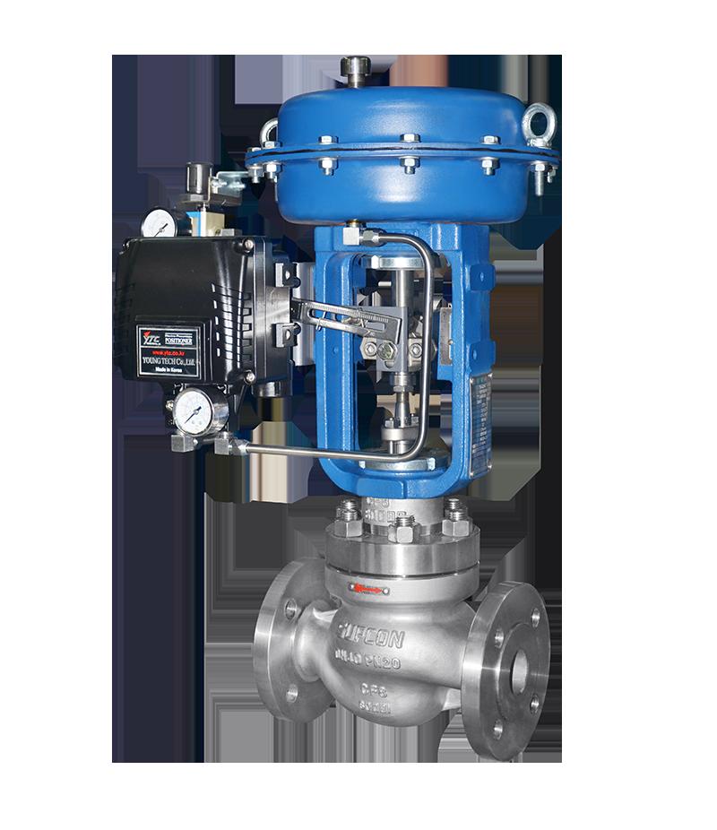 pressure control valve diagram