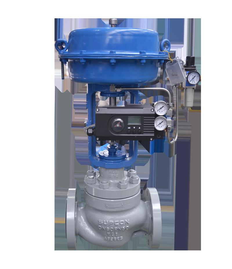high accuracy globe control valve